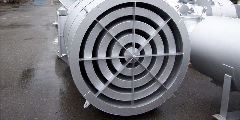 Vent Silencers Blow-off Silencers Flue-gas Silencers