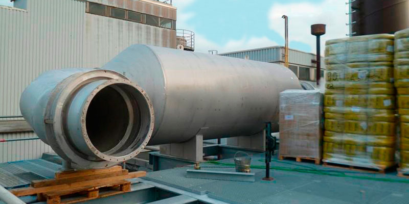 Gas Turbine Intake Silencers and Exhaust Silencers