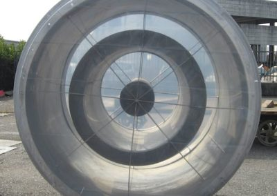 Ventilation Silencers systems and ducting