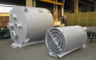 Steam Vent Silencers for Maaslakte Power plant – Nederland