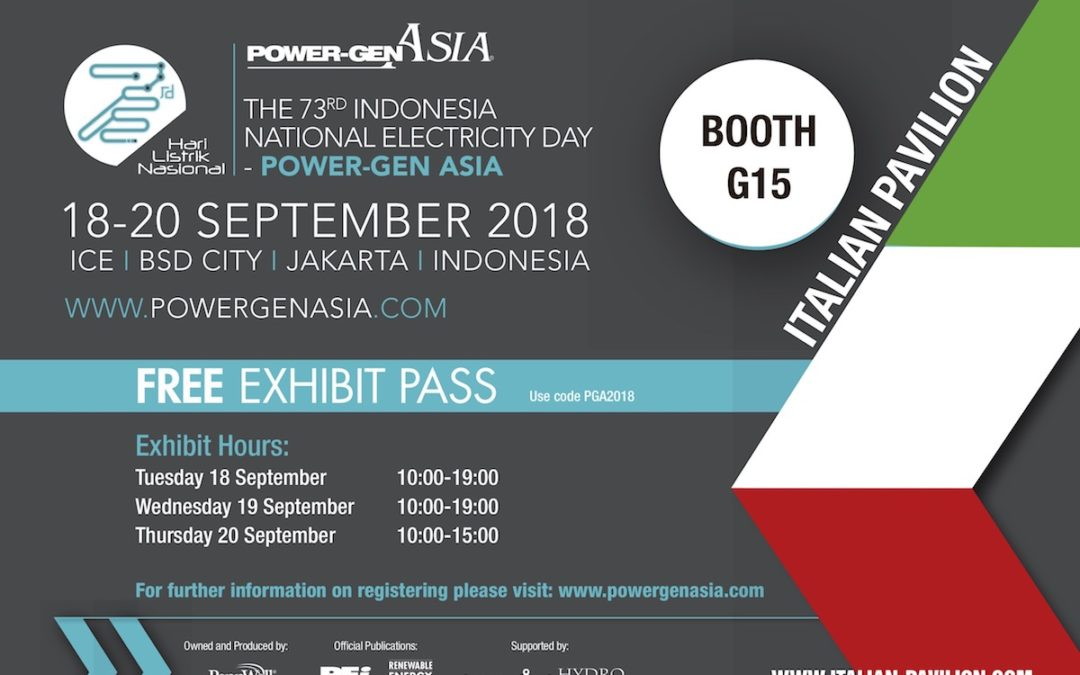 Power Gen Asia 2018